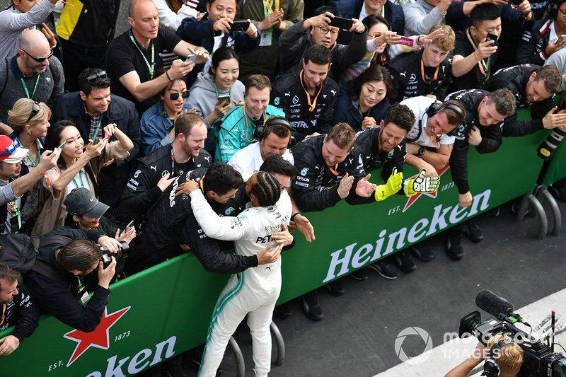 "75 - GP de China 2019, Mercedes<span class=""copyright"">Mark Sutton / Motorsport Images</span>"