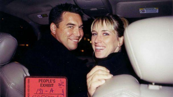 PHOTO: Scott Peterson and his former girlfriend Amber Frey in this undated file photo. (Modesto Police Dept/ZUMAPRESS.com via Newscom)