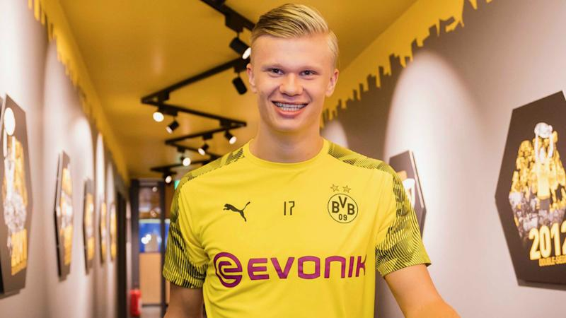 Haaland: Dortmund's plan triggered me to sign for BVB instead of Man Utd