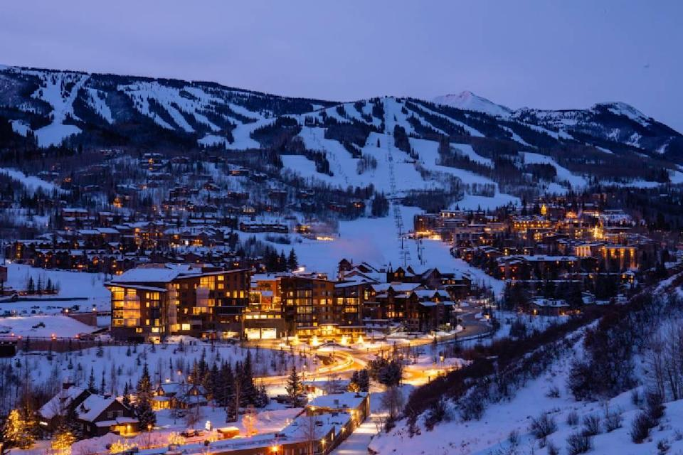 A Colorado ski resort operated by Aspen Skiing Co. Credit: Jeremy Swanson