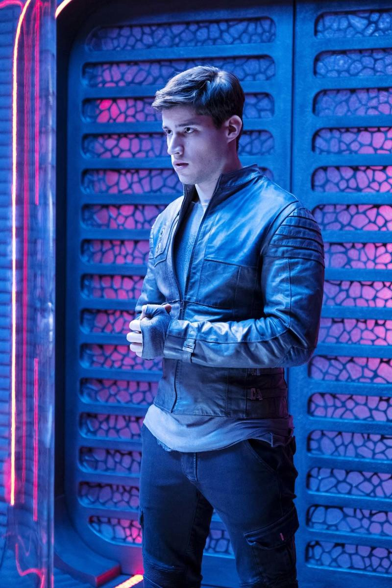 Syfy cancels Krypton, star Cameron Cuffe says he will 'always be a proud son'