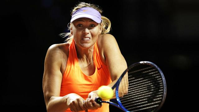The focus was firmly on Maria Sharapova's return to action at the Stuttgart Open, where only two of eight matches went the distance.