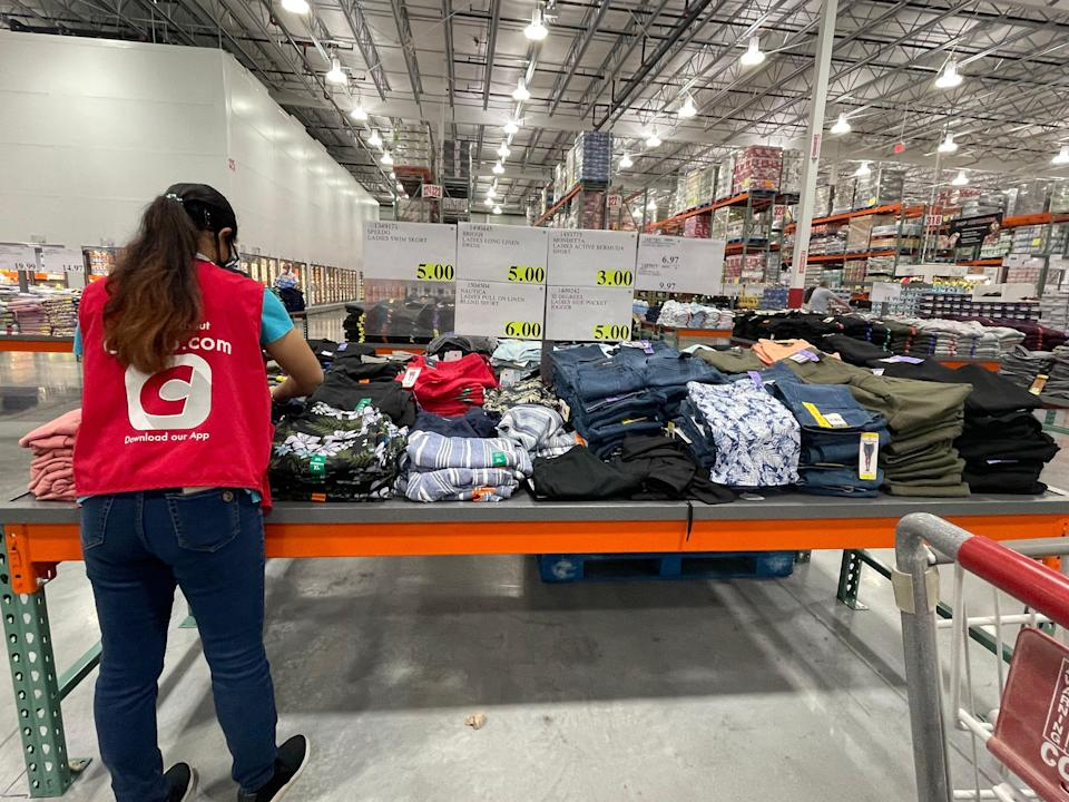 Costco price tags are the key to saving. Look for manager specials and prices that end in a seven.