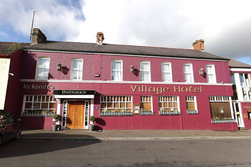 McKevitts Hotel, The Village Hotel, Carlingford, Co Louth.