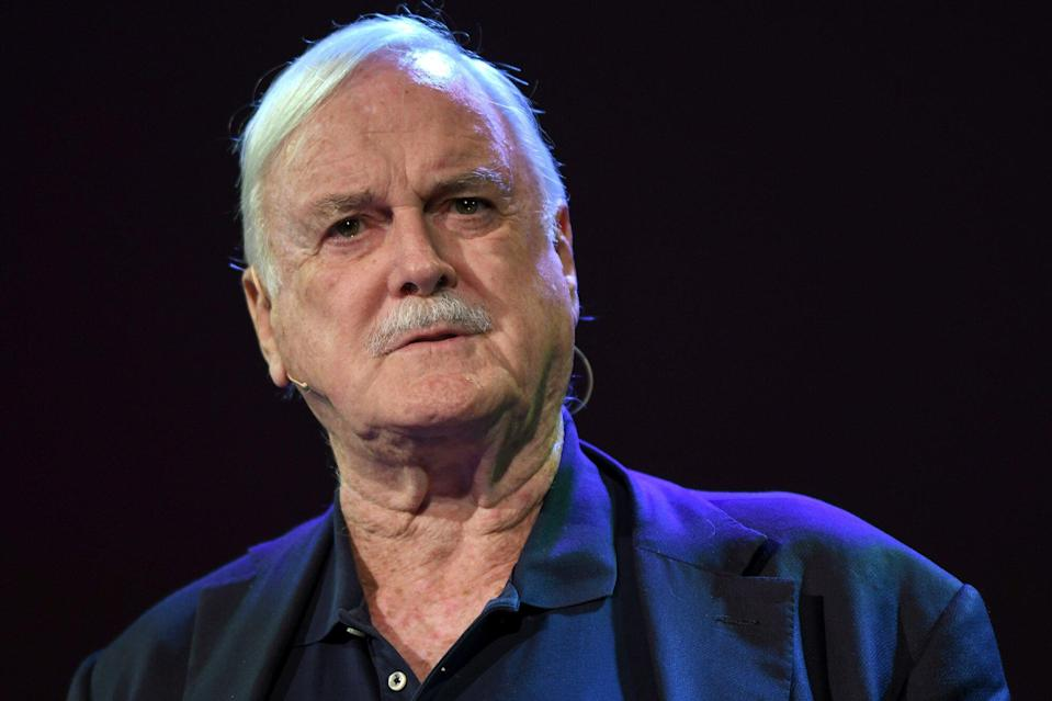 John Cleese criticized for transphobic tweets: 'I'm afraid I'm not that interested in trans folks'