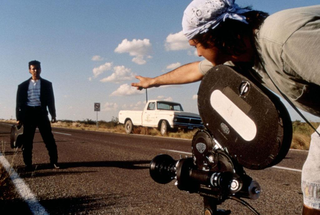 """<strong>1993</strong> – Robert Rodriguez's indie action flick """"<a href=""""http://movies.yahoo.com/movie/el-el-mariachi/"""">El Mariachi</a>"""" opened on this day. The influential film initially cost around $7,000 to make, most of which was funded by Rodriguez with money he earned by volunteering to be sequestered in a lab to test a cholesterol reduction drug; he used the 30 days in the lab to write the script."""