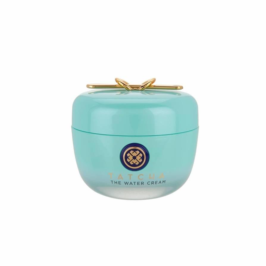 """Moisturizer has historically been one of the skin care items I'm most reluctant to splurge on. Drugstore stuff works just fine, and I'd rather shell out for expensive serums that smell a little like sulphur (that's how I know the formula is legit!). But when I tried Tatcha Water Cream, I realized in less than a week that I had to revise the usual budget. I like to use it at night and pile on a bit more than I think I need. The stuff goes on like a smoothie. Sounds insane, but it's true: Pores just drink it up. <em>—Mattie Kahn, culture director</em> $68, Sephora. <a href=""""https://www.sephora.com/product/the-water-cream-P418218"""">Get it now!</a>"""