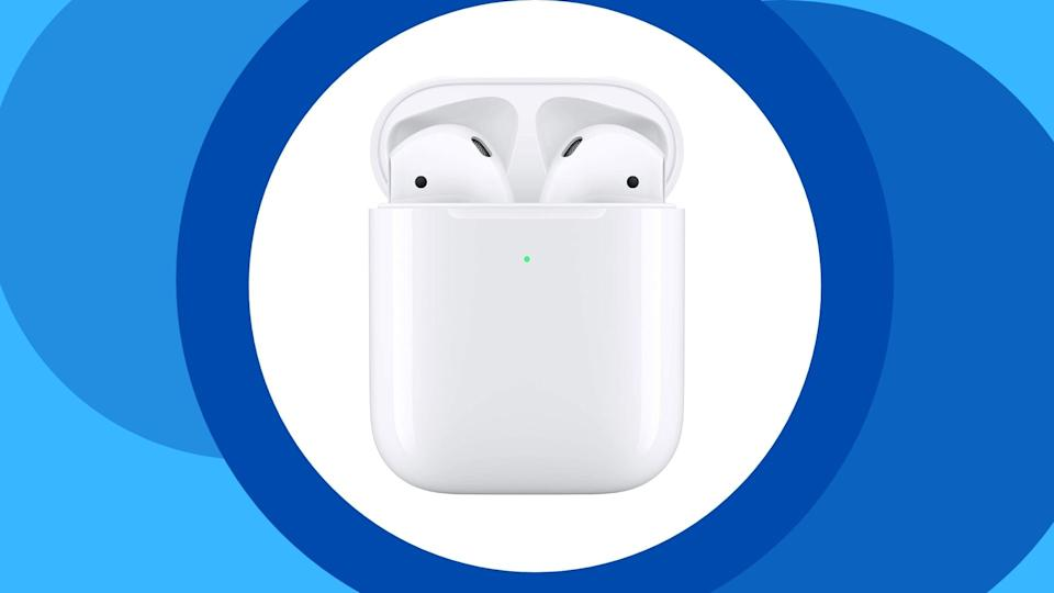 Apple AirPods are on sale for Boxing Day at Amazon Canada.