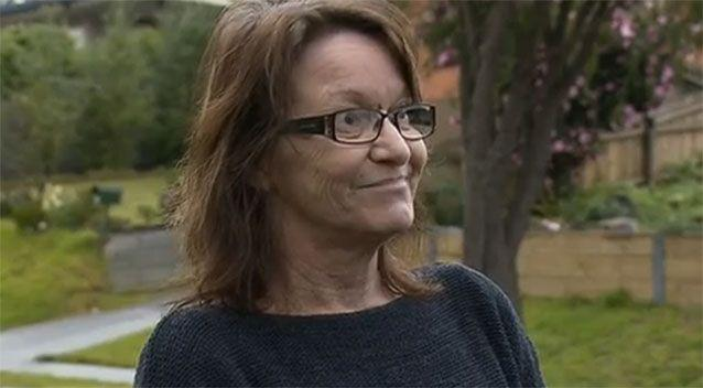 Ferntree Gully resident Tahanee Paterson. Source: 7News