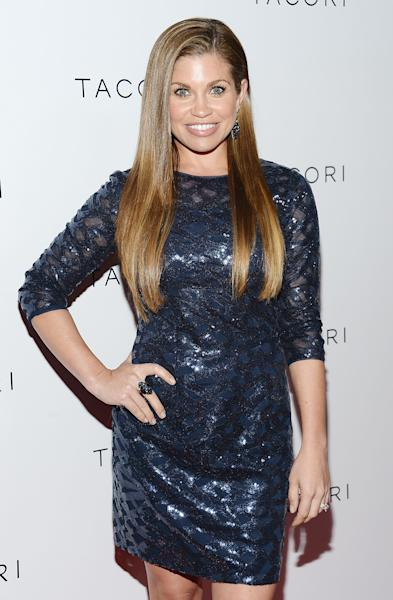 WEST HOLLYWOOD, CA - OCTOBER 08: Danielle Fishel arrives at Club Tacori 2013 at Greystone Manor Supperclub on October 8, 2013 in West Hollywood, California. (Photo by Michael Kovac/Getty Images for Tacori)