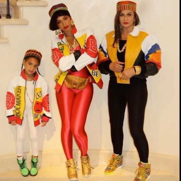 """<p>If you're looking for an epic trio costume, this right here is it. Grab two of your friends—and all the spandex bodysuits and oversized leather jackets you can find—and go as Salt, Pepa, and DJ Spinderella.</p><p><a href=""""https://www.instagram.com/p/BMNlfPphiT_/?utm_source=ig_embed&utm_campaign=loading"""" rel=""""nofollow noopener"""" target=""""_blank"""" data-ylk=""""slk:See the original post on Instagram"""" class=""""link rapid-noclick-resp"""">See the original post on Instagram</a></p>"""
