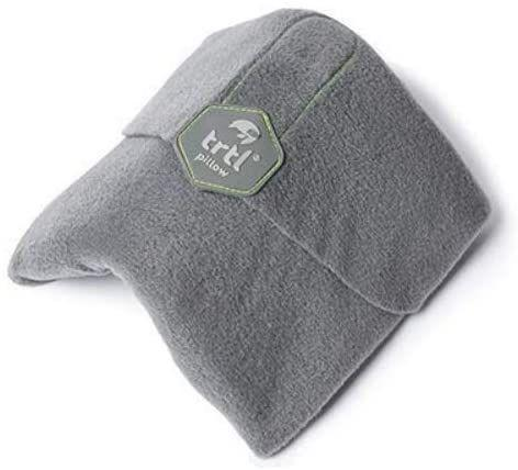 """<p><strong> trtl</strong></p><p><strong>$29.99</strong></p><p><a href=""""https://www.amazon.com/Trtl-Pillow-Scientifically-Support-Washable/dp/B00LB7REFK?tag=syn-yahoo-20&ascsubtag=%5Bartid%7C10063.g.37394352%5Bsrc%7Cyahoo-us"""" rel=""""nofollow noopener"""" target=""""_blank"""" data-ylk=""""slk:Shop Now"""" class=""""link rapid-noclick-resp"""">Shop Now</a></p><p>Whether you're catching a red-eye or just need a little nap while you make your way to your destination, trtl wants to lull you to sleep. Their pillow is scientifically proven to keep your head in a better position while you rest. It's also made from a super soft fleece material to maximize comfort.</p>"""
