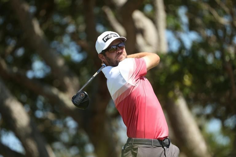 Canada's Corey Conners fired a five-under par 67 in Thursday's opening round to seize the lead at the PGA Championship