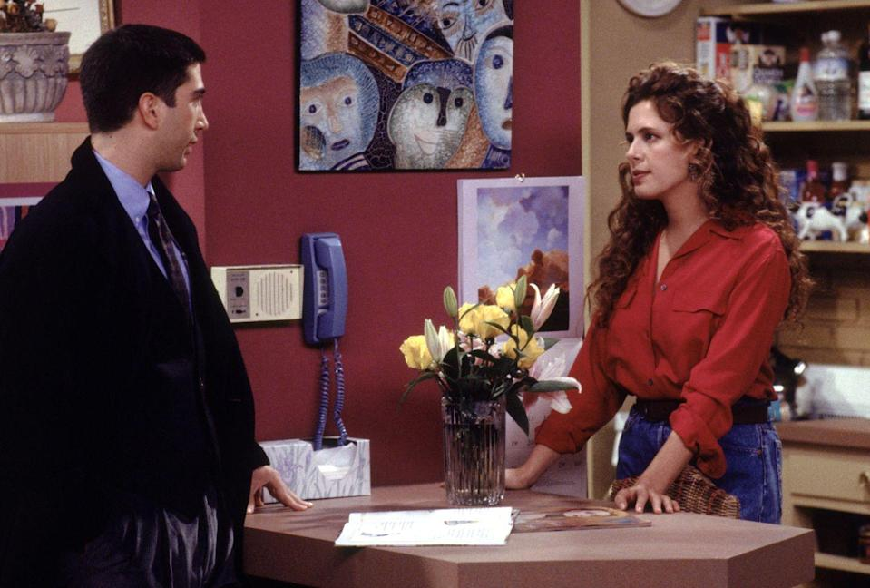 <p><strong>In Friends: </strong></p><p>Hecht plays Carol's wife Susan, who starts off having a fractured relationship with Ross until they find common ground once Ben is born.</p>
