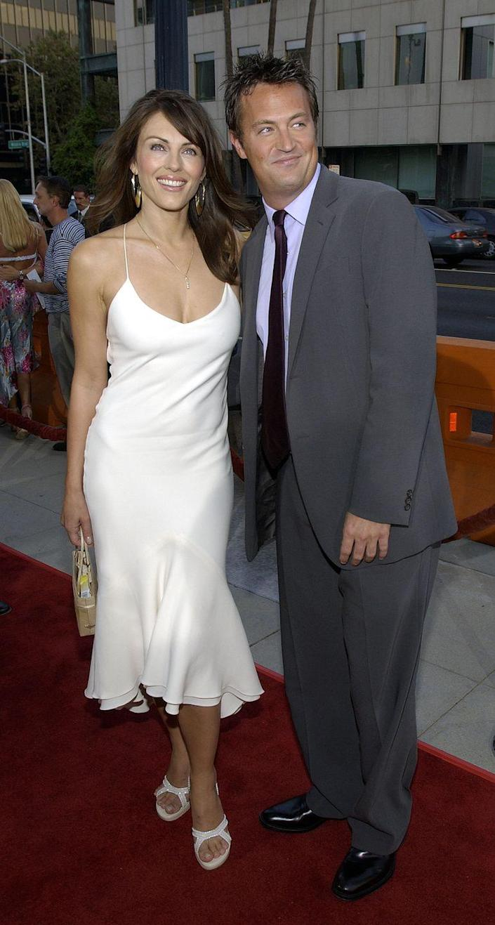 <p>The actress starred in <em>Serving Sara </em>alongside Matthew Perry, which unfortunately flopped in the box office. She reportedly decided to refocus on modeling after this movie.</p>