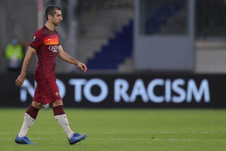 On-loan Mkhitaryan leaves Arsenal for Roma on permanent deal