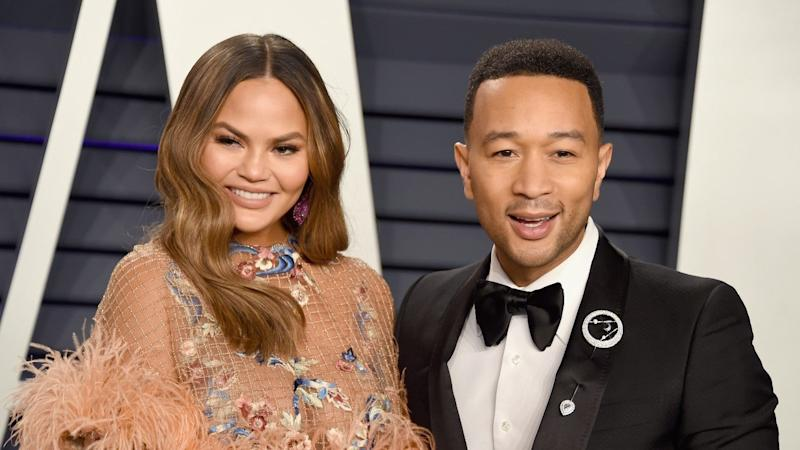 John Legend Wishes 'Queen' Chrissy Teigen a Happy 34th Birthday With Sweet Note