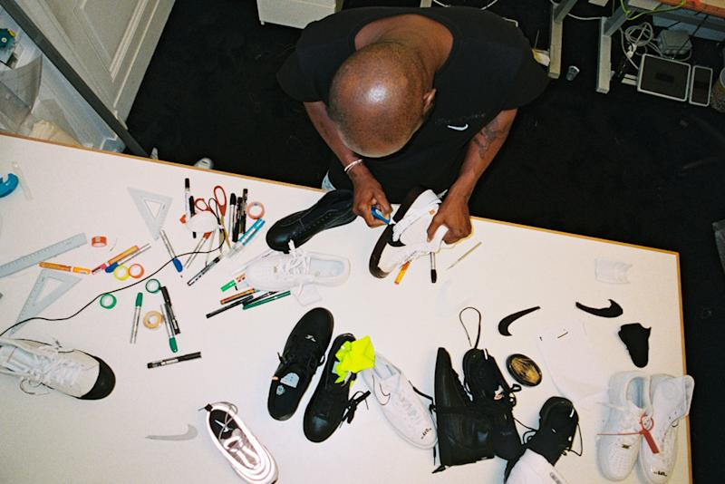 c477ebfe486 How to Attend Nike's Exclusive Event With Off-White Designer Virgil Abloh