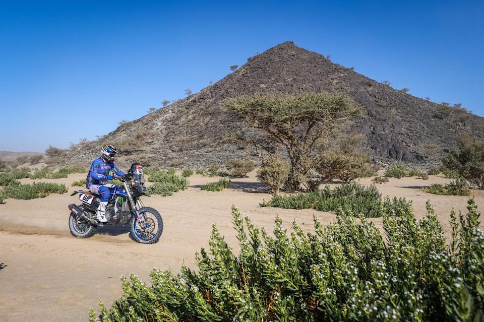 "#68 Monster Energy Yamaha Rally Team: Jamie Mccanney<span class=""copyright"">A.S.O. </span>"