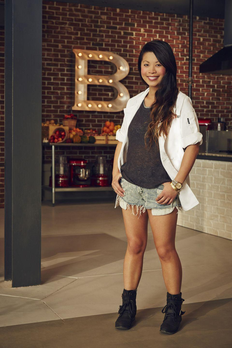 <p>The Los Angeles-based chef and protégée of <em>Top Chef </em>winner Michael Voltaggio set her sights on the prize when she entered the <em>Top Chef: Boston </em>kitchen in 2014. It seems to have worked because she took home the top prize. </p>