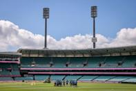 The Sydney Cricket Ground has been slashed to 25 percent of available capacity over renewed coronavirus fears