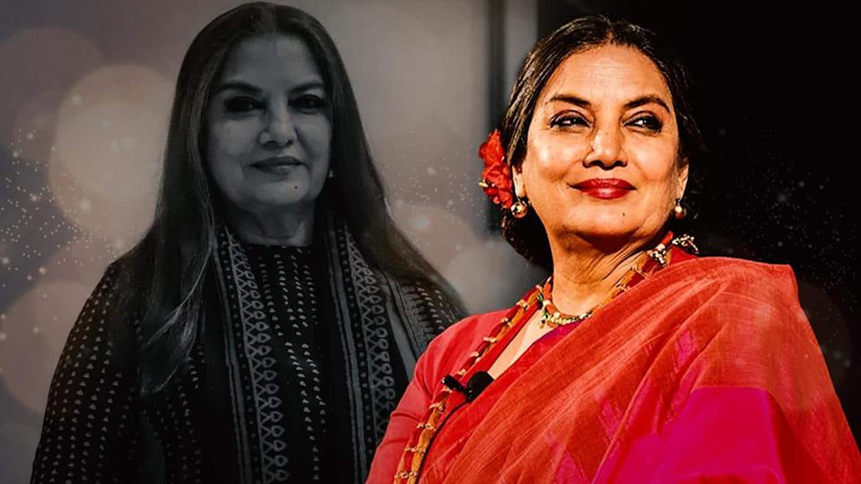 Looking at roles that earned Shabana Azmi her National Awards