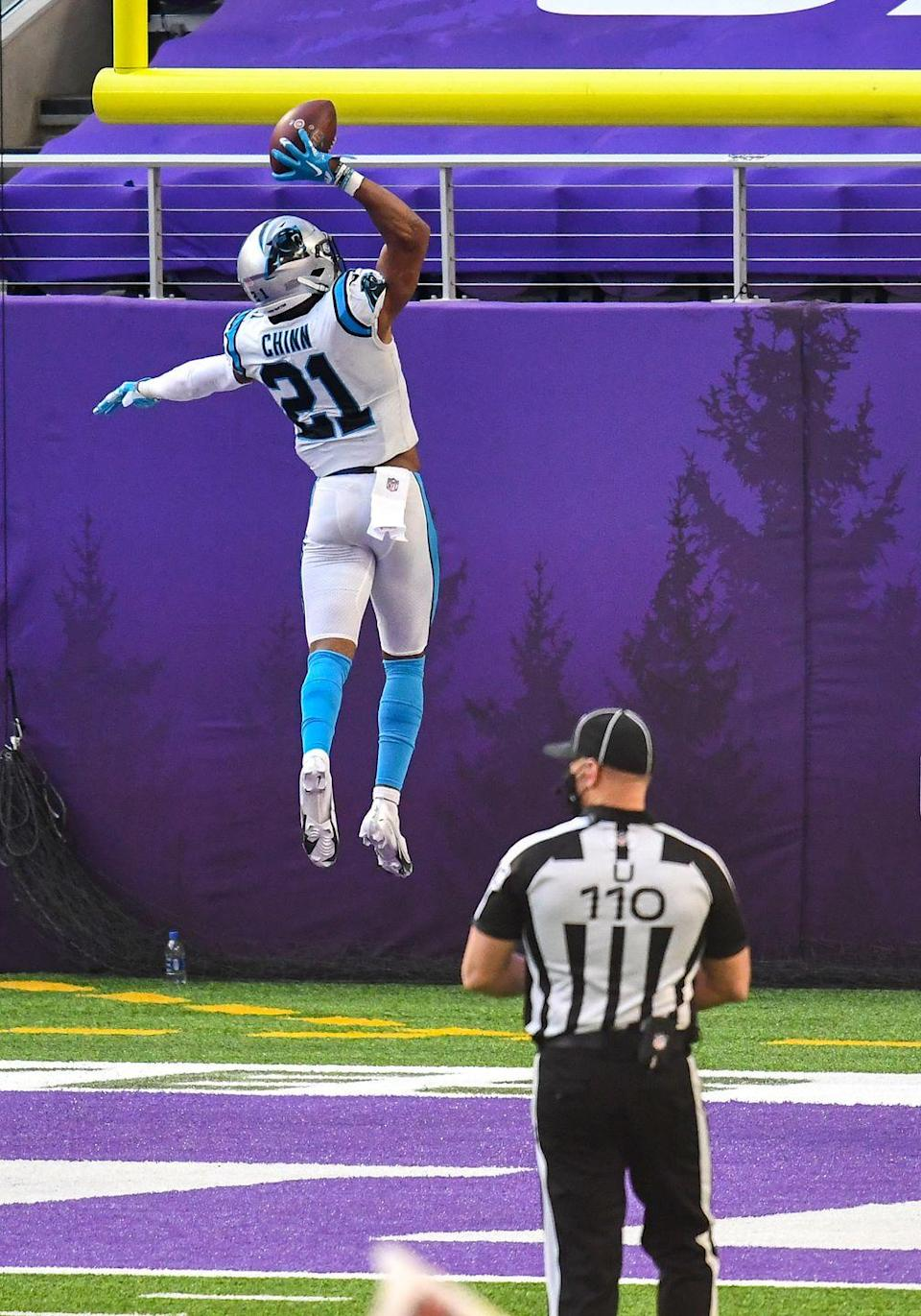 "<p>Is it obvious yet just how much the NFL has issues with touchdown celebrations? In this case, the league believes that anything that could be <a href=""https://www.gamedaynews.com/football/these-are-the-bizarre-rules-nfl-players-have-to-follow-or-else-theyll-be-fined/?view-all&chrome=1&A1c=1"" rel=""nofollow noopener"" target=""_blank"" data-ylk=""slk:considered a prop is illegal"" class=""link rapid-noclick-resp"">considered a prop is illegal</a> for players to use during touchdowns. And guess what's on the list of ""props""? A goalpost. </p>"