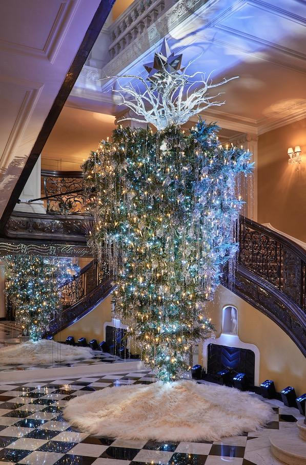 Upside Down Christmas Trees Are The Latest Festive Trend
