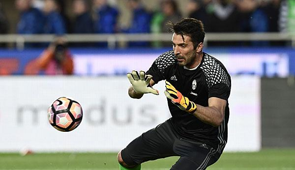 Champions League: Juventus-Keeper Buffon: Alter spielt keine Rolle