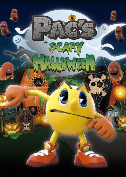 "<p>Introduce your favorite childhood video game to your own kids. ""Pac"" and his friends attend a seemingly harmless Halloween party, but the night takes a turn when the sinister Dr. Pacenstein attempts to swap bodies with him. </p><p><a class=""link rapid-noclick-resp"" href=""https://www.netflix.com/watch/80006232"" rel=""nofollow noopener"" target=""_blank"" data-ylk=""slk:WATCH NOW"">WATCH NOW</a></p>"