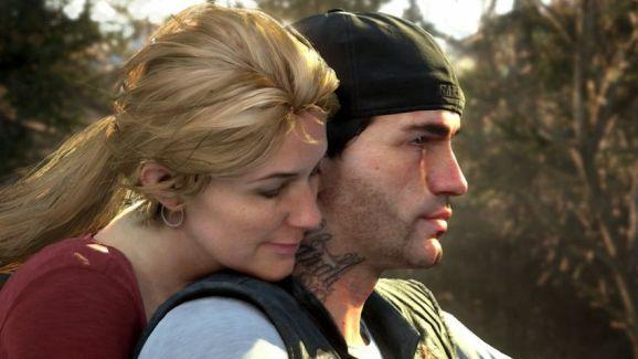 Sarah and Deacon in better days.
