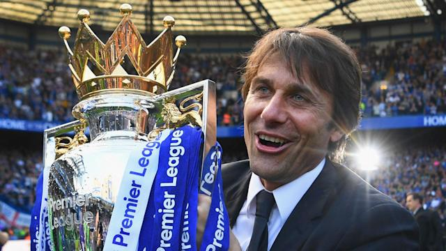 Chelsea's rise from 10th place in 2015-16 to Premier League champions last season does not receive due credit, according to Antonio Conte.