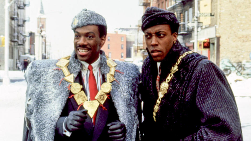 'Coming to America'. (Credit: Paramount Pictures)