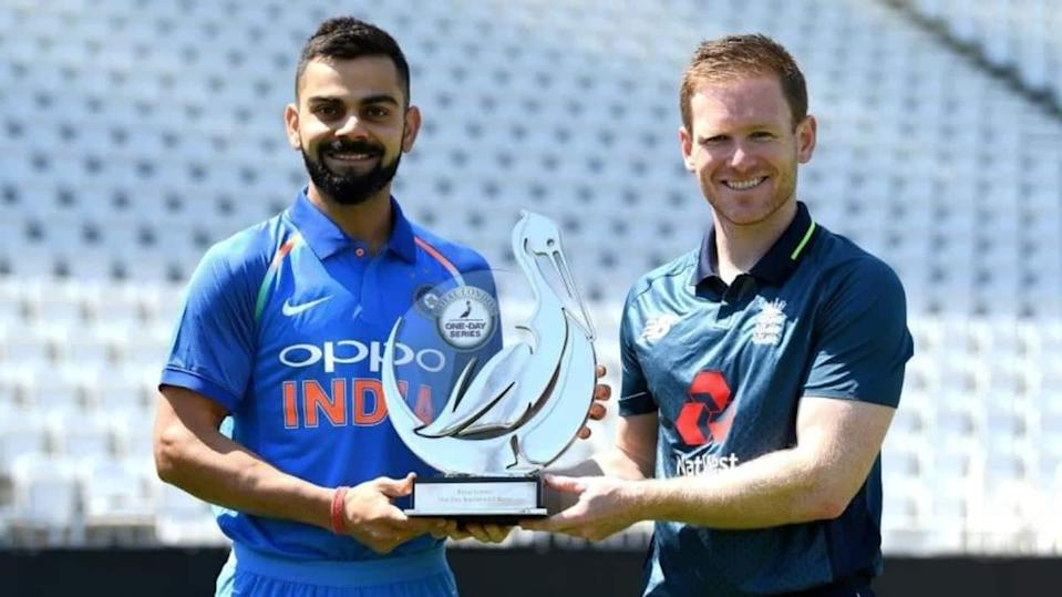 Team India to re-visit England for white-ball matches in 2022