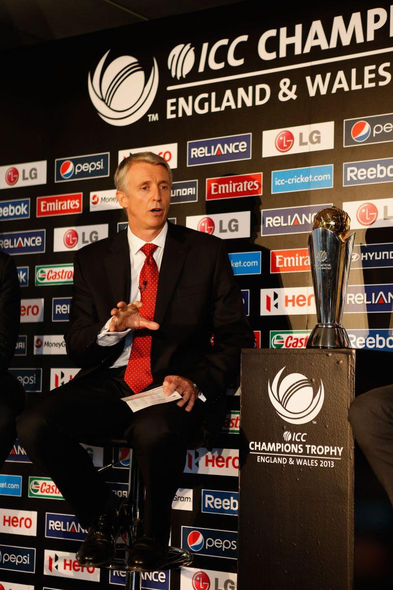 Elworthy is a successful cricket administrator