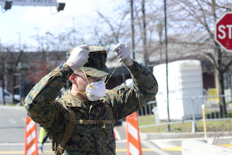 Full Details: What You Need to Know About the Military's New Face Covering Policy