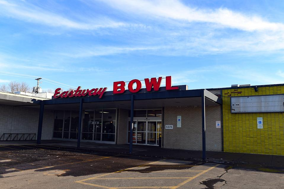 Eastway Bowl in Sioux Falls, S.D., wasn't one of the bigger recipients of relief funds from a state small-business grant program.
