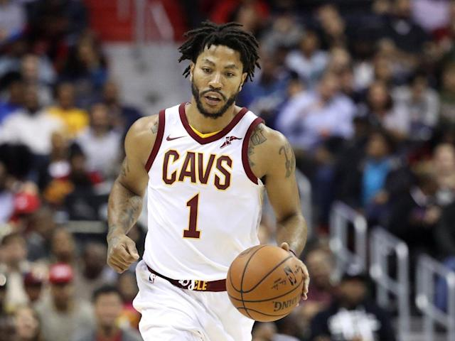 Derrick Rose clears waivers, and his NBA future looks more and more uncertain