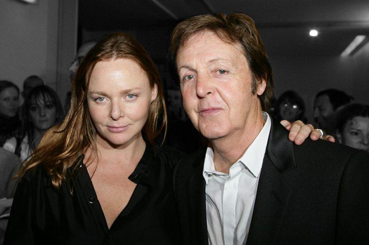 Some People Are Freaking Out Over Paul McCartney Being Affectionate With His Grown Daughter Stella Photo Getty Images