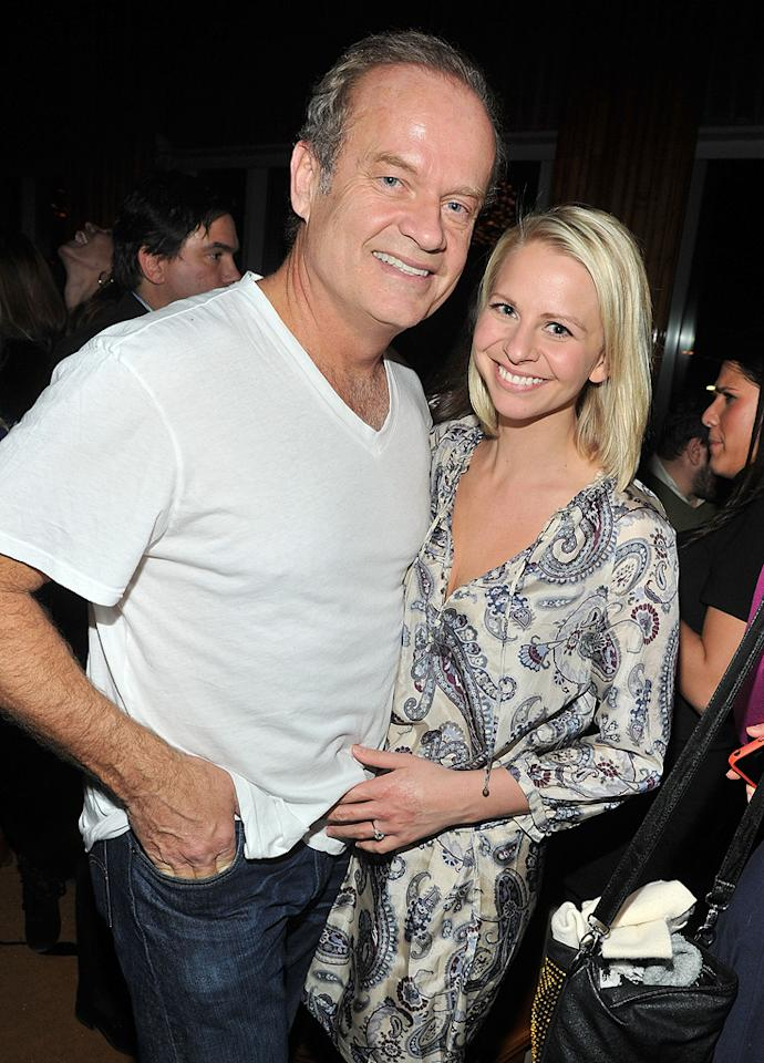 "<a href=""http://movies.yahoo.com/movie/contributor/1800020246"">Kelsey Grammer</a> and guest attend the New York premiere of <a href=""http://movies.yahoo.com/movie/1809945752/info"">Blue Valentine</a> on December 7, 2010."