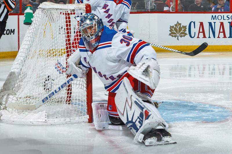 Puck Daddy Bag Of Mail Can Henrik Lundqvist Be Moved