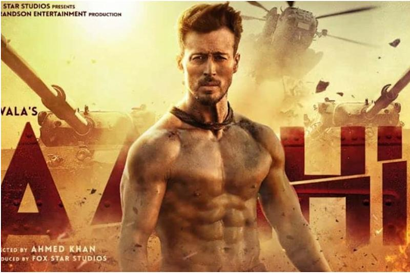 Tiger Shroff Reveals His Special Diet To Make His Veins Visible For Baaghi 3