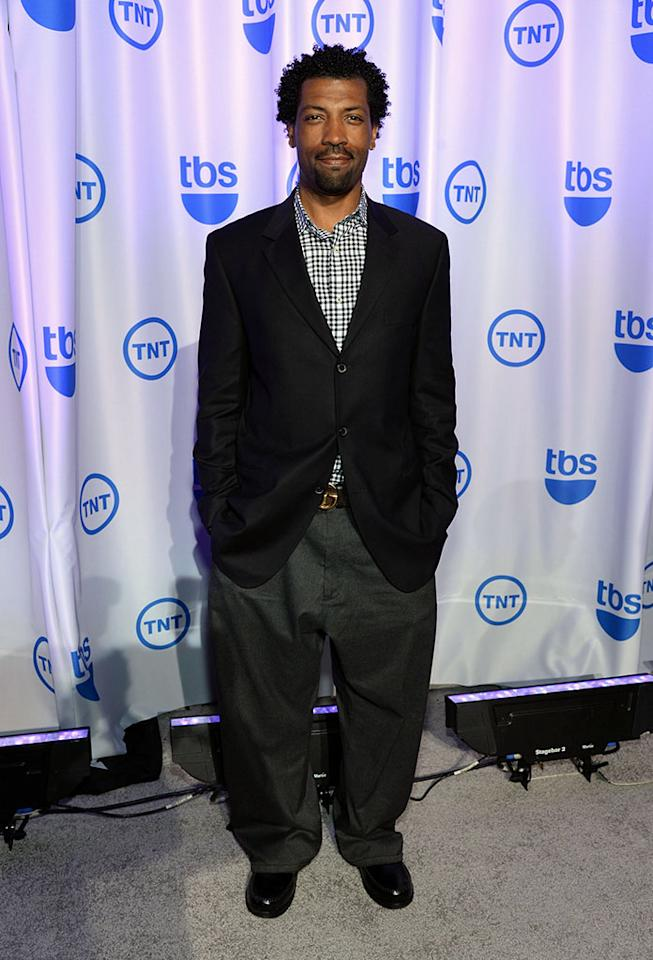 "Deon Cole (""Deon Cole's Black Box"") attends the 2013 TNT/TBS Upfront at Hammerstein Ballroom on May 15, 2013 in New York City."