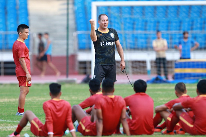 Igor Stimac Announces 26-member Indian Squad for 2022 FIFA World Cup Qualifiers vs Afghanistan and Oman