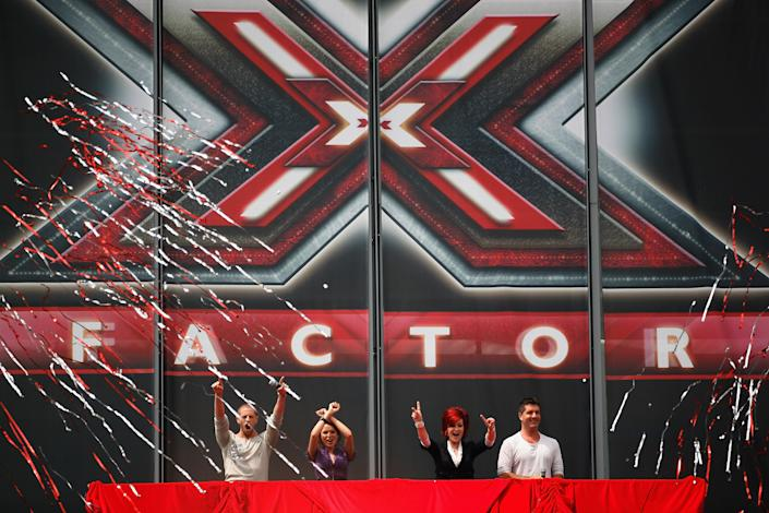 The X Factor has been axed, but where are the winner's now? (Photo by Daniel Berehulak/Getty Images)