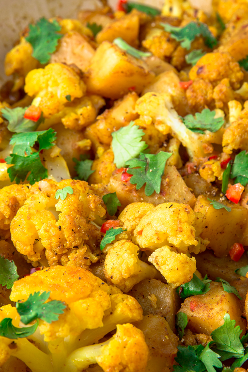 "<p>Aloo Gobi is a very classic Indian dish of potatoes and cauliflower. It's a one pot, super simple, comforting dish that's ready in 30 minutes flat. Full of flavour, you'll be making it every night. If you're looking for even more easy Indian dishes, this <a href=""https://www.delish.com/uk/cooking/recipes/a28886245/easy-indian-chicken-curry-recipe/"">Chicken Curry</a> will be your go-to. </p><p>Get the <a href=""https://www.delish.com/uk/cooking/recipes/a30119007/aloo-gobi-indian-cauliflower-recipe/"" target=""_blank"">Aloo Gobi</a> recipe. </p>"