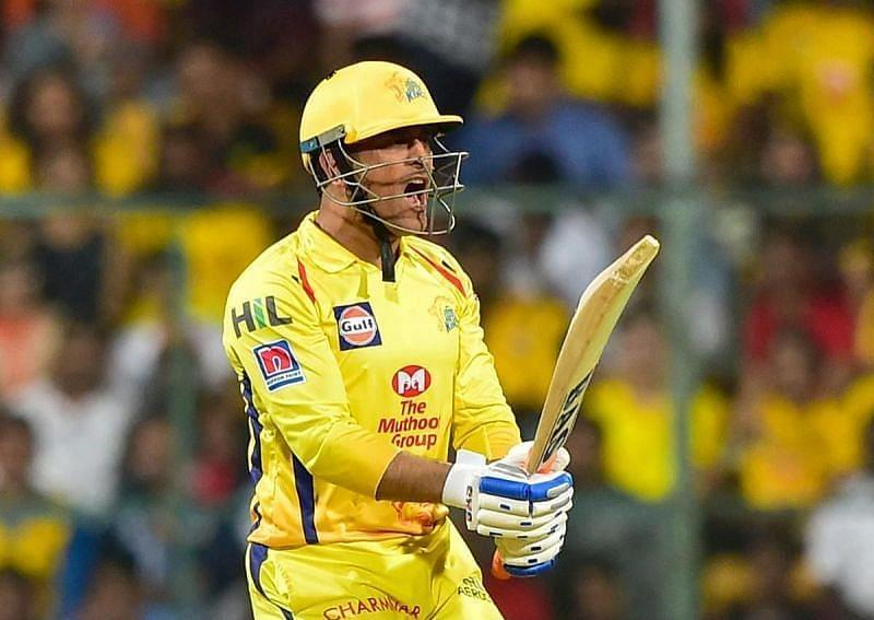 MS Dhoni will have to play a key role with the bat in Chennai Super Kings' revival