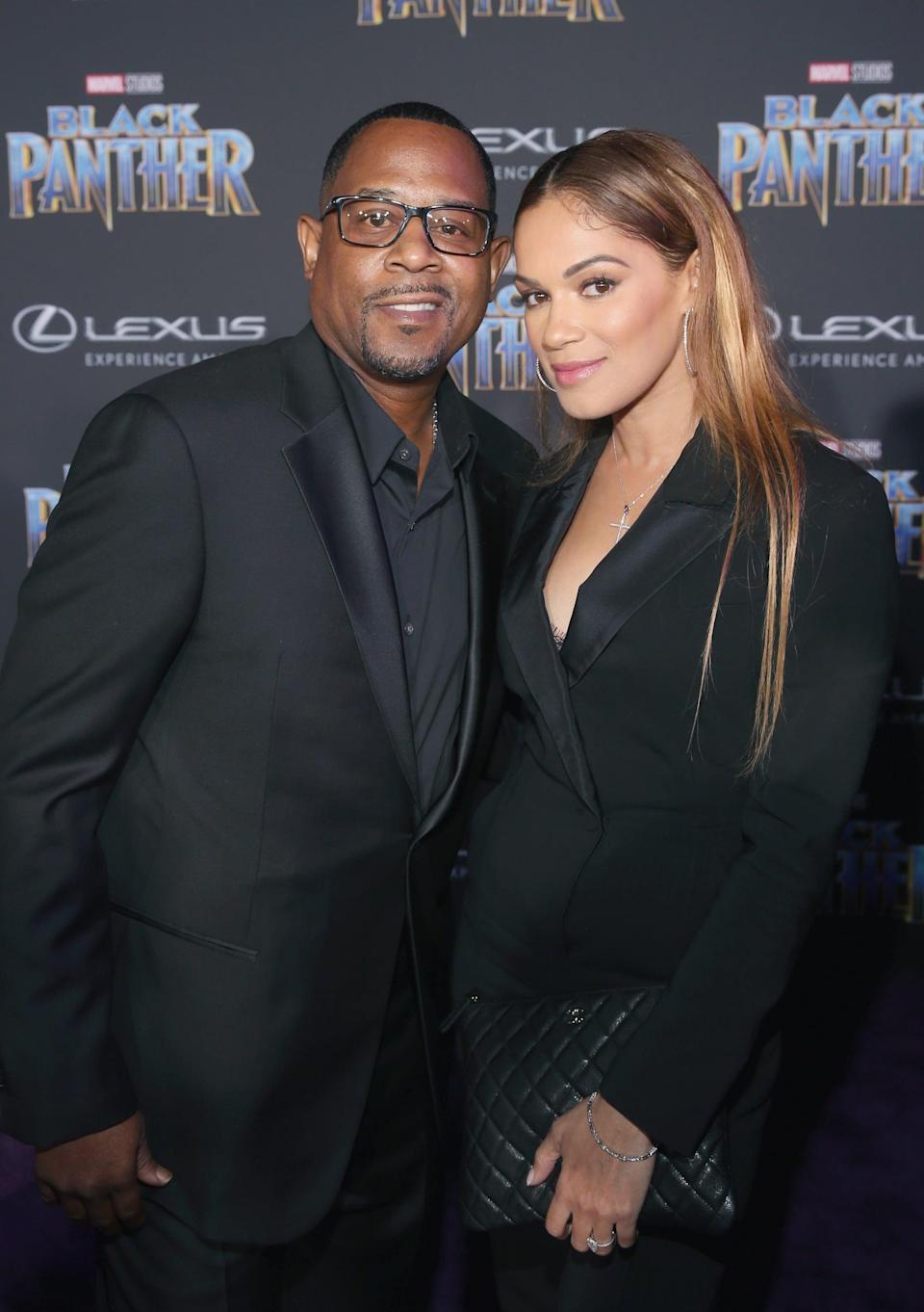 "<p>The actor popped the question to his girlfriend in late March 2017. Roberta later gushed over <a href=""http://people.com/movies/martin-lawrence-roberta-moradfar-engagement-ring/"" class=""link rapid-noclick-resp"" rel=""nofollow noopener"" target=""_blank"" data-ylk=""slk:their engagement on Instagram"">their engagement on Instagram</a>, writing, ""And I said 'YES!' ❤️❤️❤️❤️❤️3.31.2017 marks a huge milestone in my life.""</p>"