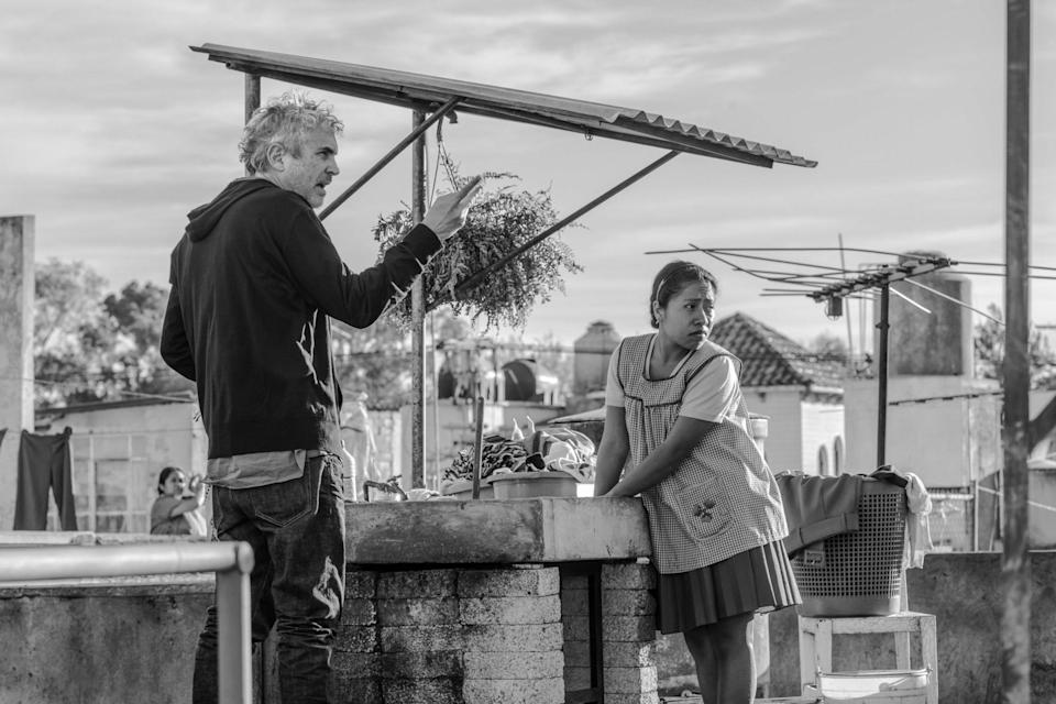 Roma needed a wider theatrical release