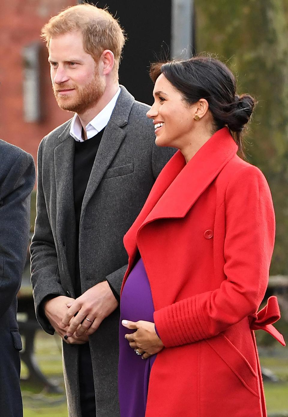Countdown to Royal Baby Is On! Meghan Markle Reveals First Child's Due Date